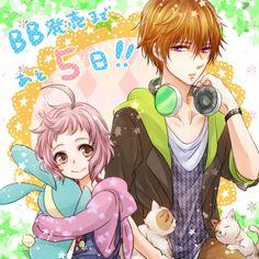 Asahina Natsume &  Asahina Wataru
