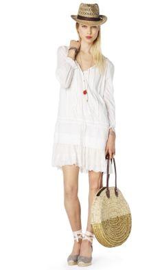 Andrea Silk Dress - Club Monaco Dresses - Club Monaco