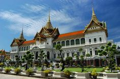 The Grand Palace of Thailand #EllenRothAuthor