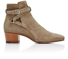 Saint Laurent Blake Ankle Boots at Barneys New York
