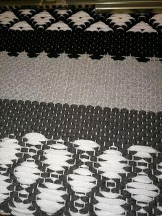 Sannan matto - Elinan Erikoiset - Vuodatus.net Rya Rug, Korn, Woven Rug, Weaving, Rugs, How To Make, Farmhouse Rugs, Loom, Rug Weaves