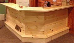finished basement bar | building my basement bar - Woodworking Talk - Woodworkers Forum