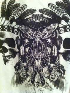 Injin' skull