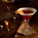Martini made w/coconut palm sugar