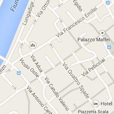 piccolo percorso fatto in città fatto con google maps