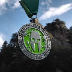 Spartan Beast 22k @ Real del Monte, Hidalgo #HastaLaMetaSiempre