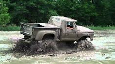 Mudder Truck - Rock Crawlers - Diesels - Off Roading -
