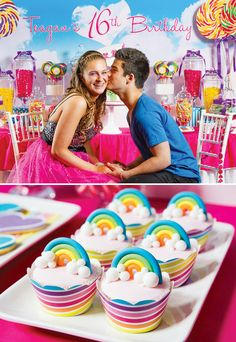 Teen Birthday Party Ideas Teenage Dream Sweet Sixteen I Am So Doing This For