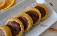 Νηστίσιμα ροξάκια με πορτοκάλι - cretangastronomy.gr