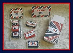 Great 4th of July favors