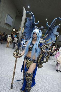 world of warcraft cosplay 2