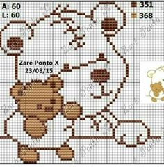 carterie, pergamano et tableaux 3D - Page 5 Cross Stitch Cards, Cross Stitch Baby, Cross Stitching, Cross Stitch Embroidery, Stitch Toy, C2c Crochet, Crochet Baby, Plastic Canvas Tissue Boxes, Cross Stitch Designs