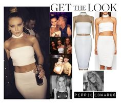 """""""Perrie Edwards With Jade & Leigh-Anne At The Bonbar Newcastle April.9.2015"""" by valenlss ❤ liked on Polyvore featuring Missguided"""