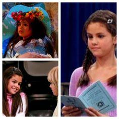 Selena Gomez on Suite Life of Zack and Cody
