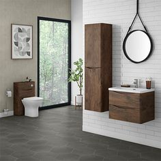 SHOP the Ronda Chestnut Wall Hung Bathroom Furniture Package at Victorian Plumbing UK Bathroom Vanity Units, Bathroom Furniture, Bathroom Wall, Loft Bathroom, Bathroom Ideas, Bathrooms, Furniture Packages, Thing 1, Wall Mounted Vanity