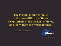 The optimistic muslim. Islam