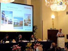 Mesa sobre arquitectura hospitalaria en el III Encuentro NAN (5/10)