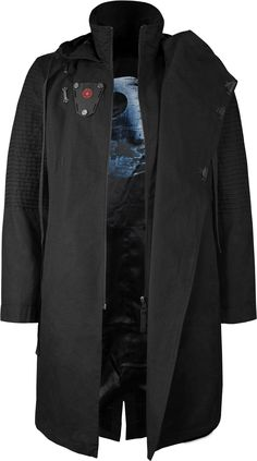 Sith Lord Limited Edition coat by musterbrand