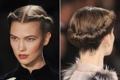 2013 Fall  -  Winter 2014 Hair Trends 2