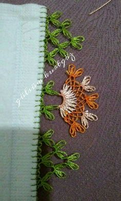 This post was discovered by el Embroidery Bags, Needle Lace, Baby Knitting Patterns, Tatting, Diy And Crafts, Model, Handmade, Herbs, Hardanger