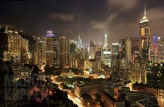Hong Kong by Marcus
