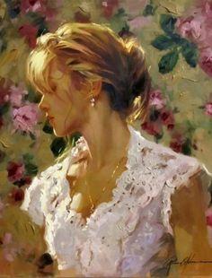 Painter Richard S. Johnson , from Iryna