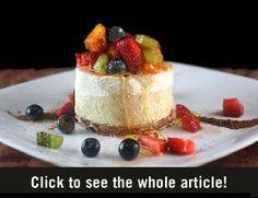 skinny cheesecake!