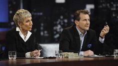 Shark Tank, ABC Friday's at 8pm Eastern. Wannabe entrepreneurs try their darndest to get funded. We watch in horror and fascination.