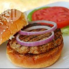 Best homemade burgers @ allrecipes.co.uk