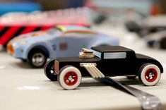 Pinewood+Derby+Car | 2008 CSCA Pinewood Derby - Old School Hot Rod by cdubya1971