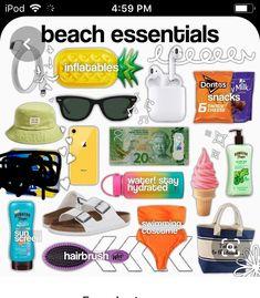 𝐡𝐚𝐬 𝐚 𝐧𝐞𝐰 𝐩𝐨𝐬𝐭 <𝟑 _________ Credit: &nbsp; Travel Packing Checklist, Road Trip Packing List, Vacation Packing, Road Trip Hacks, Travelling Tips, Road Trip Checklist, Traveling, Packing Lists, Beach Bag Essentials