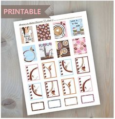 Items similar to COFFEE But first Printable Stickers,Coffee Date Printable weekly kit,Coffee Break Printable kit,Erin Condren Planner Stickers,Me time on Etsy Printable Stickers, Planner Stickers, Free Printables, Coffee Date, Coffee Break, New Pictures, Coffee Pictures, Erin Condren, Go Shopping