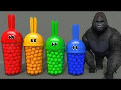 Let's Learn Colors with Bunny Mold Wooden Hammer Xylophone Animals Nursery Rhymes for Kids Thank you for Watching My Video! Kids Nursery Rhymes, Rhymes For Kids, Surprise Eggs For Kids, Abc Kids Tv, Jelly Kid, Learning Colors, Kids Songs, Animals For Kids, Things That Bounce