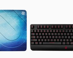 BENQ RELEASES NEW ZOWIE KEYBOARD AND PRINTED EDITION OF G-SR MOUSEPAD