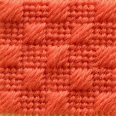 needlepoint stitches guide | Scotch Checkerboard - Working the Checkered Scotch Stitch