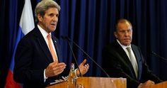 EE UU y Rusia anuncian un acuerdo en Ginebra para reducir la violencia en Siria