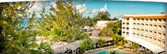 Almond Beach Village, St. Peter Barbados. Named a Top 10 family destination in the Caribbean. Swim up movies!!