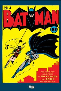 Batman No 1 Maxi Poster
