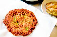 Mung Bean Pancake at Million Restaurant