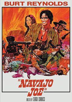Burt Reynolds & Aldo Sambrell & Sergio Corbucci-Navajo Joe