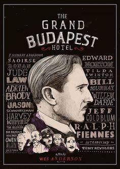 Peter Strain -  The Grand Budapest Hotel