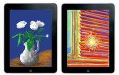 13 Apps to Inspire Creativity David Hockney Ipad, Creative Teaching, Inspirational Books, Holiday Sales, Creative People, Ipad Case, Stuff To Do, Palet, Garden Pond
