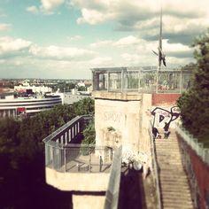 Flakturm Humboldthain in Berlin, Berlin