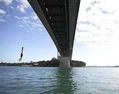 Harbour Bridge Bungy Jump