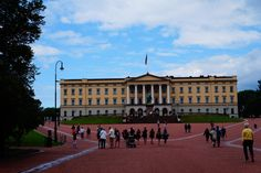Royal Palace@Oslo by Lígia Rodrigues on 500px