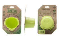 BNTO mason jar adaptor bento box canning jar lunch box recycled plastic made in the usa