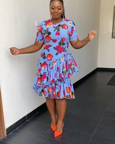 African Dresses For Kids, Latest African Fashion Dresses, African Dresses For Women, African Print Fashion, African Attire, Women's Fashion Dresses, Ankara Styles For Kids, Ankara Dress Designs, African Print Dress Designs