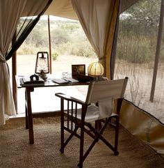 Oliver's Camp - Tanzania www.essentialafrica.co.za