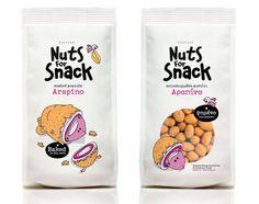 Doodled Food Branding : Just for Kids Packaging