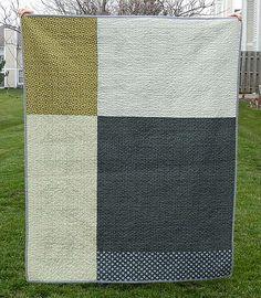 """Churn dash"" quilt back | Svetlana @  s.o.t.a.k handmade"